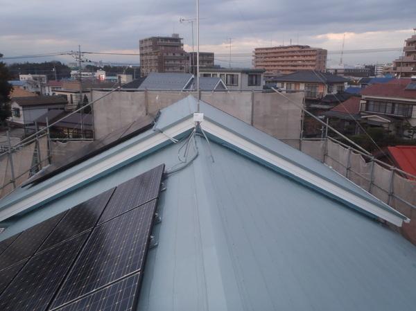 屋根塗装(遮熱)キルコート