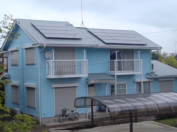 外壁・屋根塗装(遮熱:キルコート)