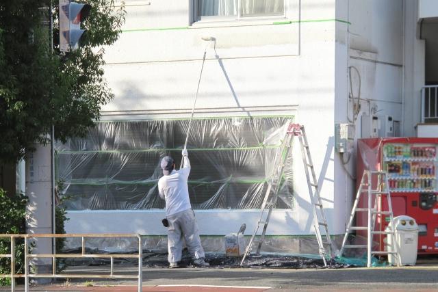 外出はできる?窓は開けられる?外壁塗装工事の気になること