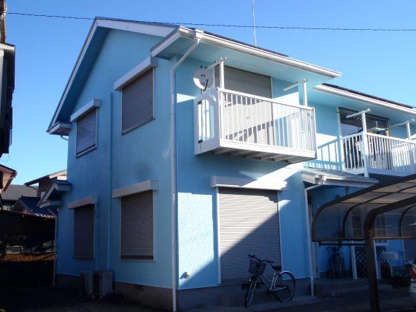 町田市でキルコートを使って外壁屋根塗装