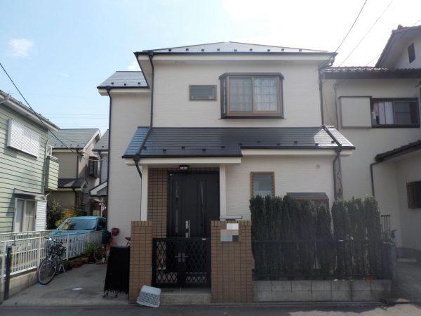 日野市で外壁屋根塗装