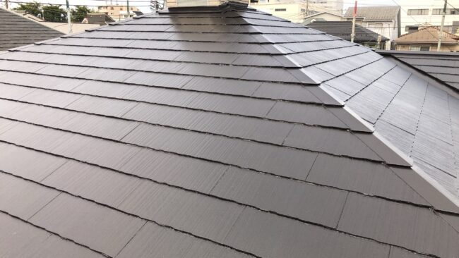 八王子市で屋根遮熱塗装